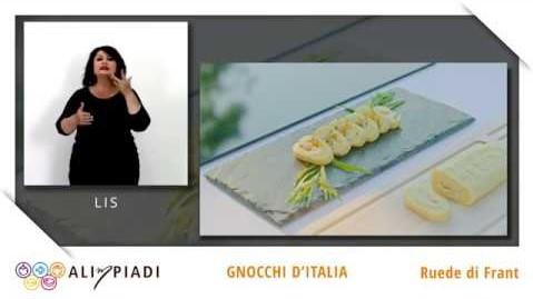LIS - Ruede di Frant - Gnocchi d'Italia - Alimpiadi