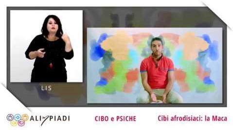 LIS - Cibi afrodisiaci: la Maca - Cibo e psiche - Alimpiadi