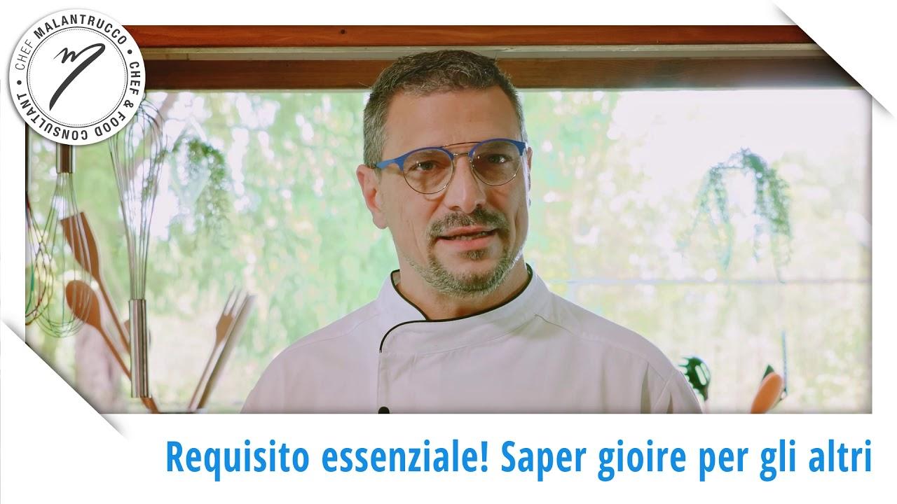 Cucina e Business: Requisito essenziale! Saper gioire per gli altri