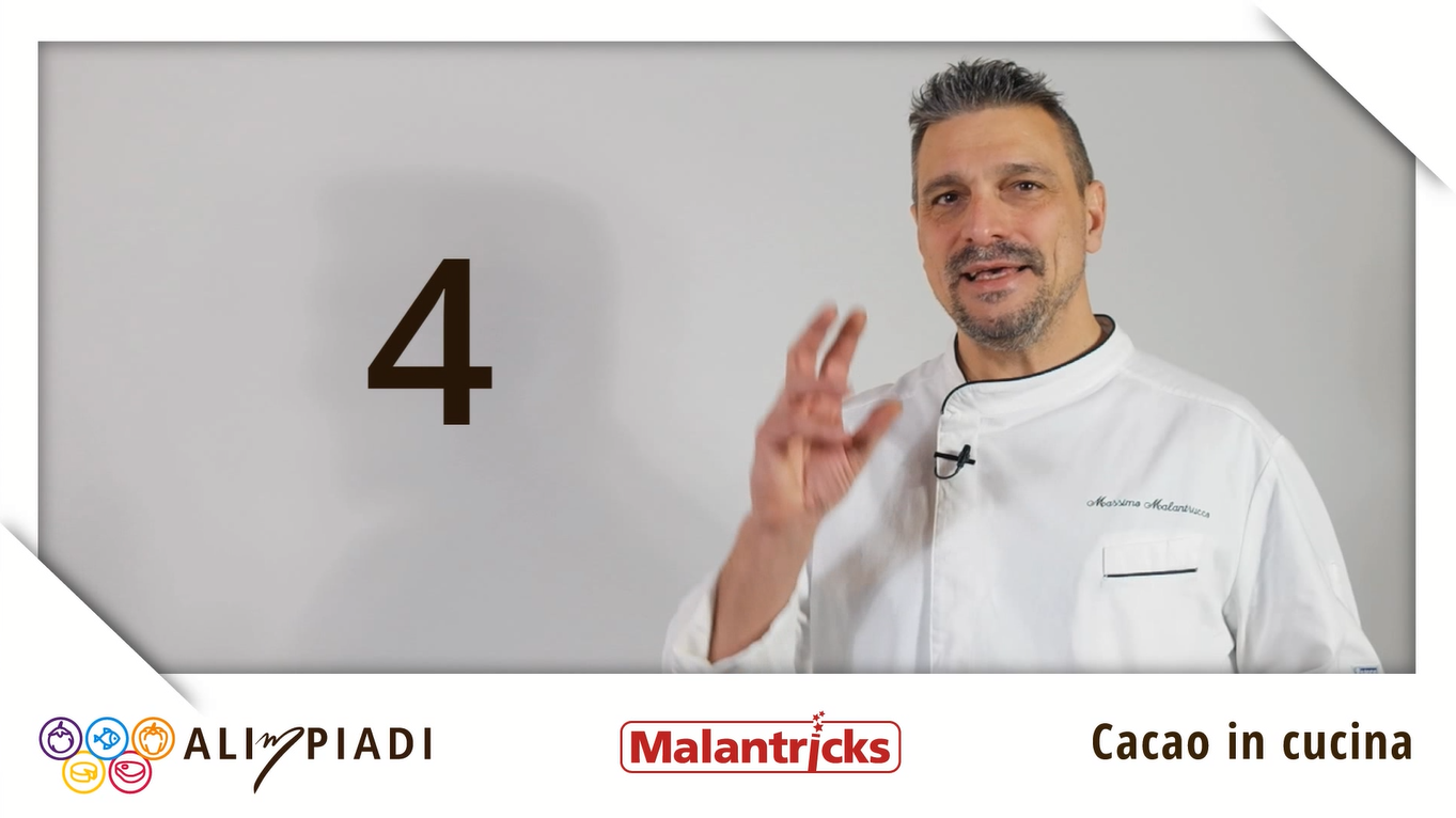 Cacao in cucina - Malantricks - Alimpiadi