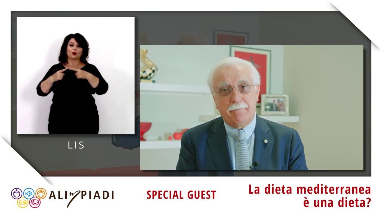 LIS - La dieta mediterranea è una dieta? - Special guest - Alimpiadi