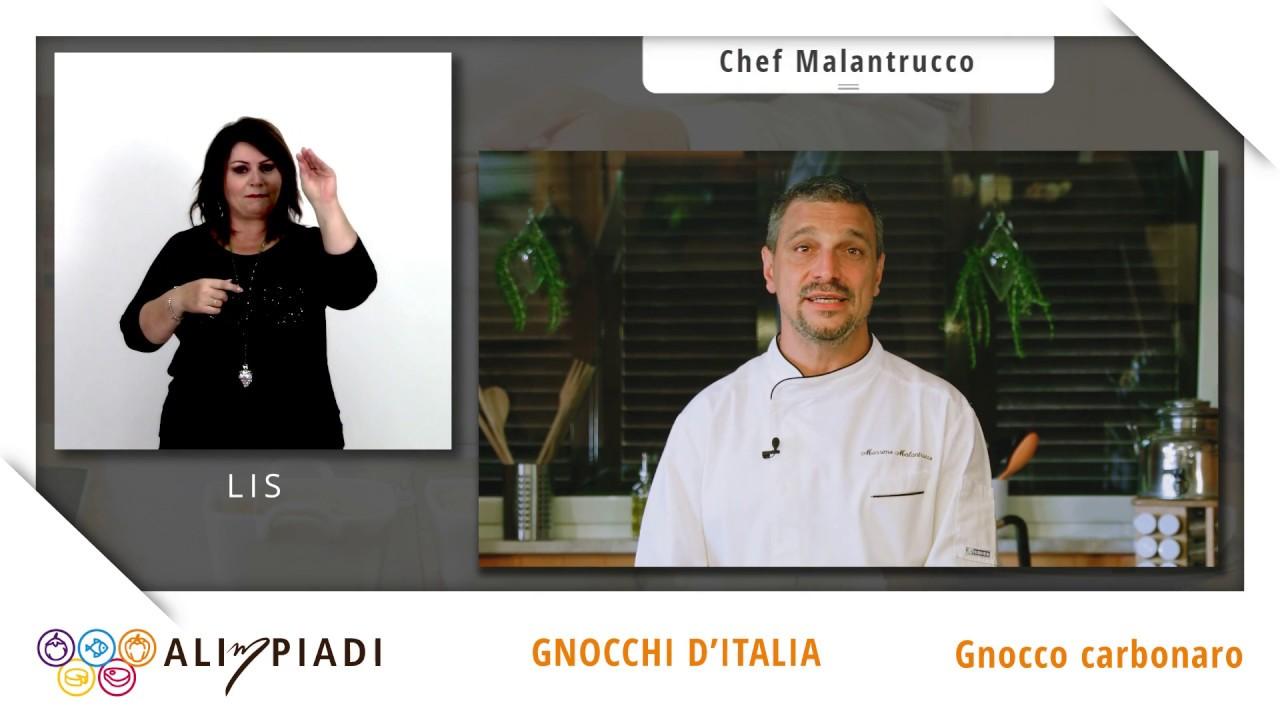LIS - Gnocco carbonaro - Gnocchi d'Italia - Alimpiadi