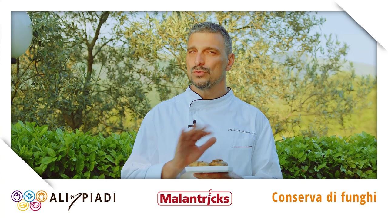 Conserva di funghi - Malantricks - Alimpiadi