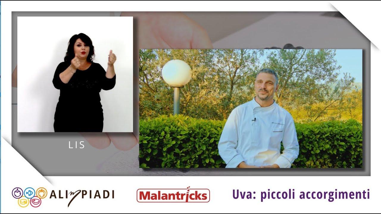 LIS - Uva: piccoli accorgimenti - Malantricks - Alimpiadi