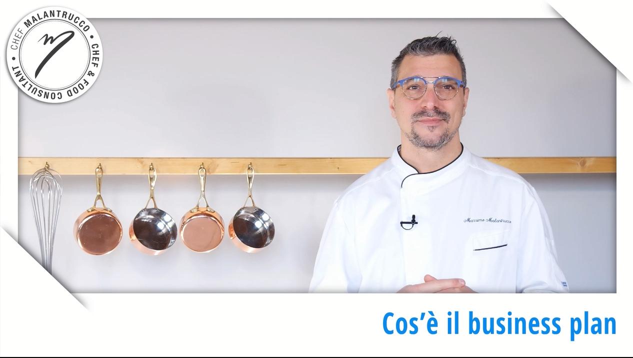 Cucina e Business Cos'è il Business Plan