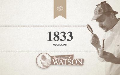 1833 – Il lievito chimico