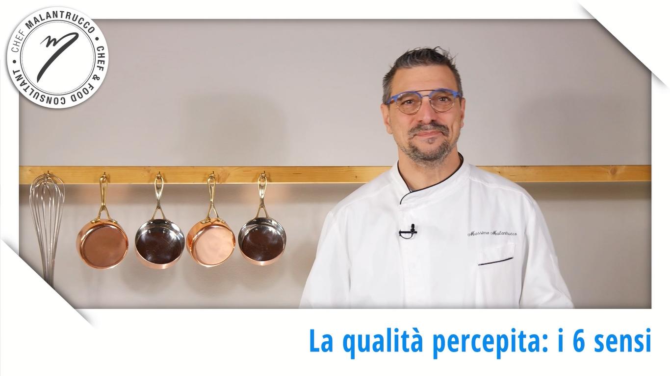 Cucina e Business La qualità percepita - i 6 sensi