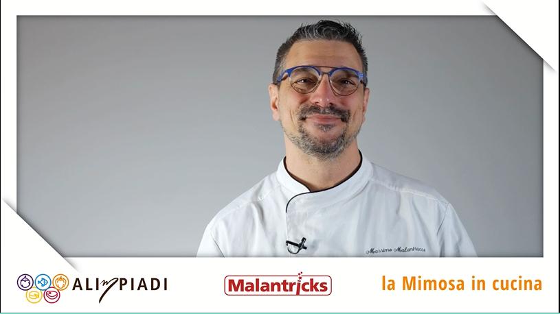 La mimosa in cucina - Malantricks - Alimpiadi