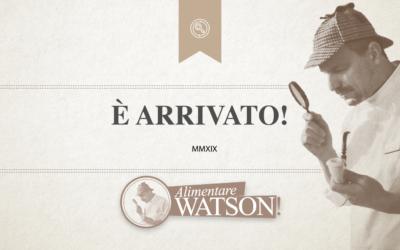 E' arrivato Alimentare Watson!