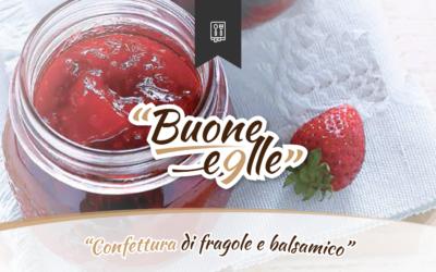 Confettura di fragole al balsamico