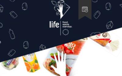 Conferenza finale Life – Food Waste StandUp