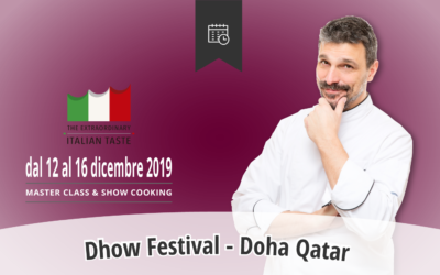The Extraordinary Italian Taste in Qatar 2019
